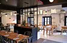 intérieur restaurant La Corde à Linge